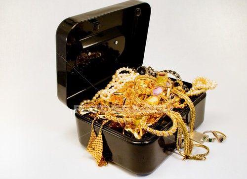 Gambar Perhiasan Emas