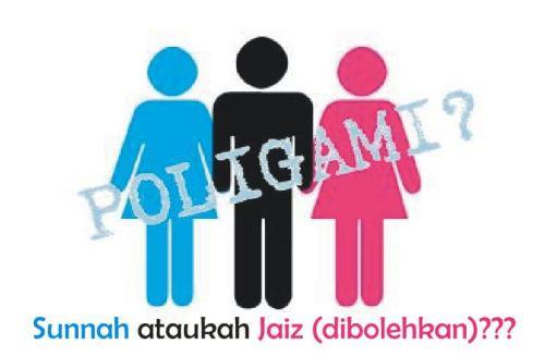 poligami sunnah atau mubah